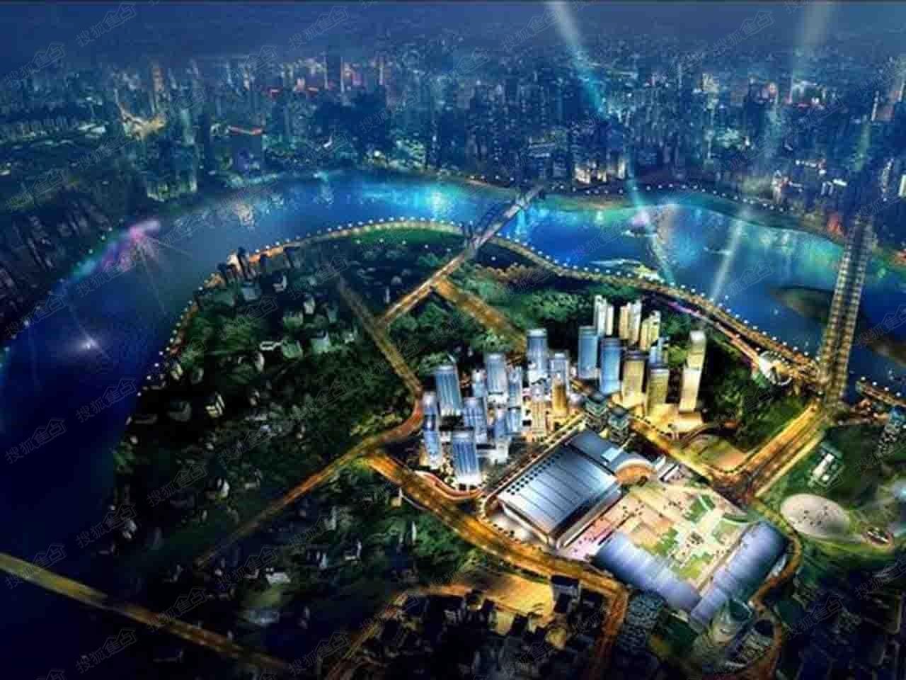巴南百节规划图