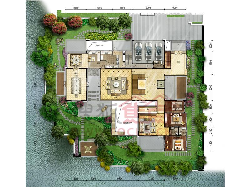 富力湾·半岛别墅
