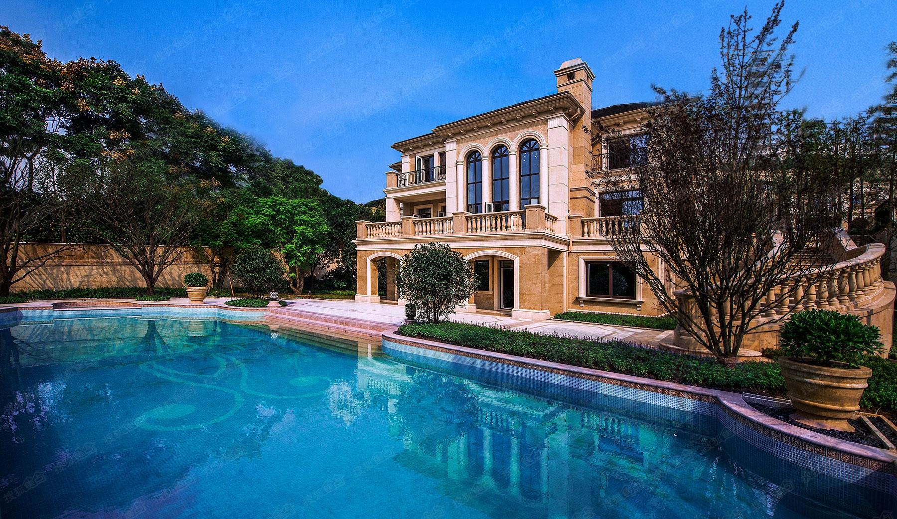 棕榈泉山顶别墅