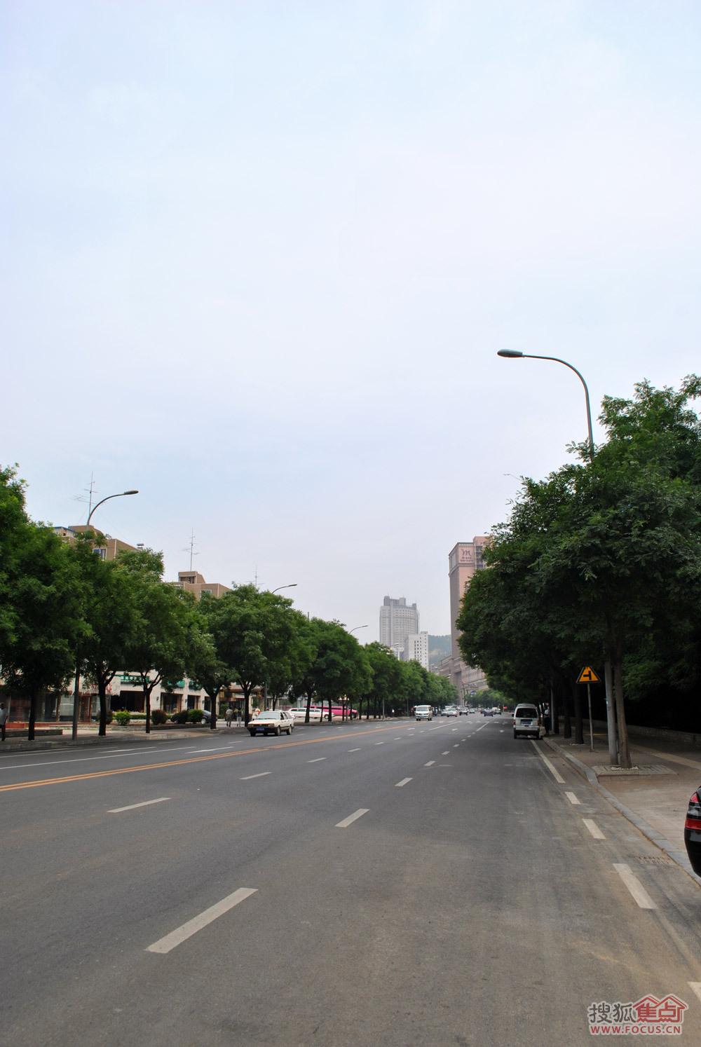 中南街道线路图