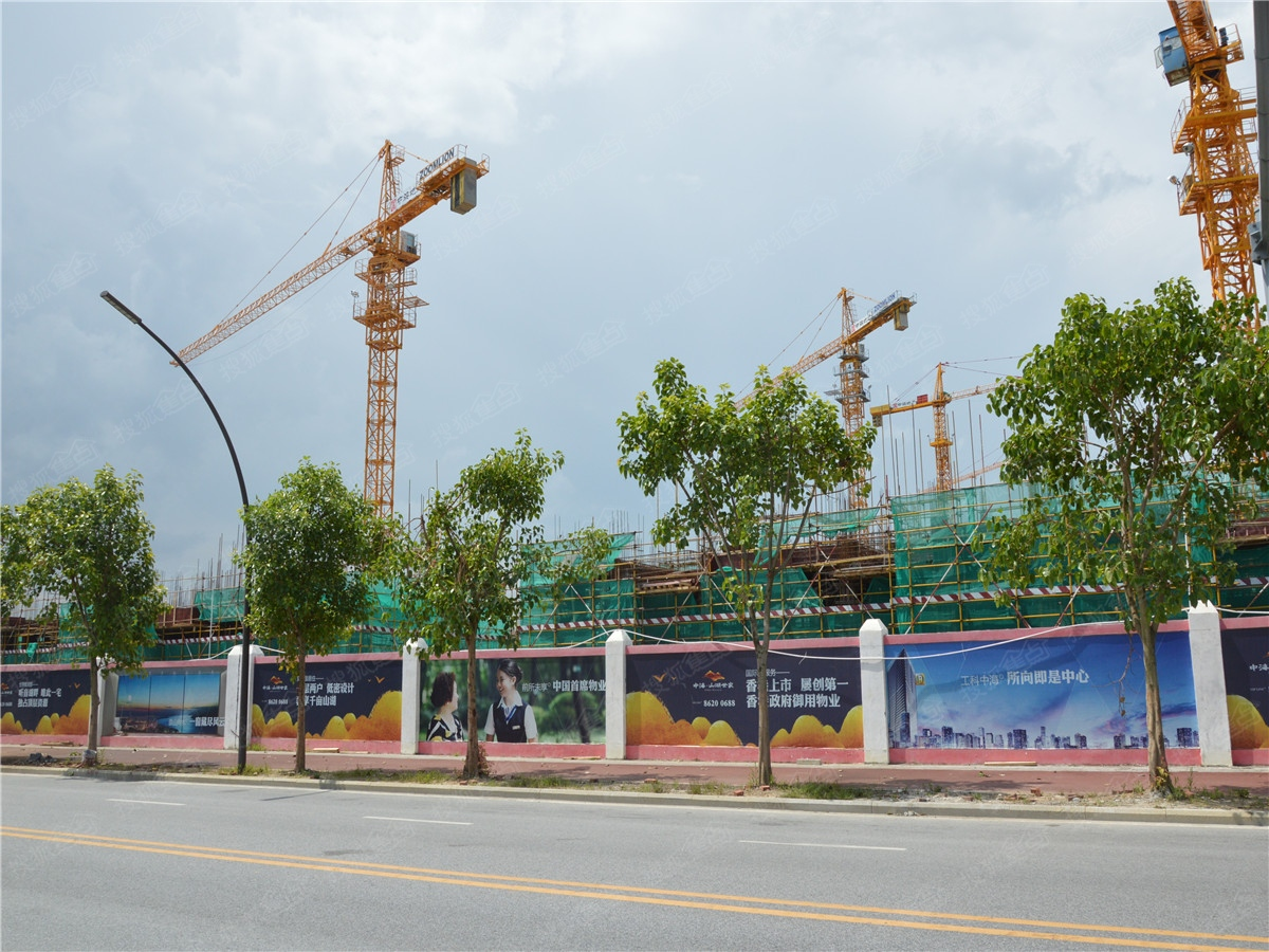 中海山湖世家施工图2016.07.20-佛山搜狐焦点网