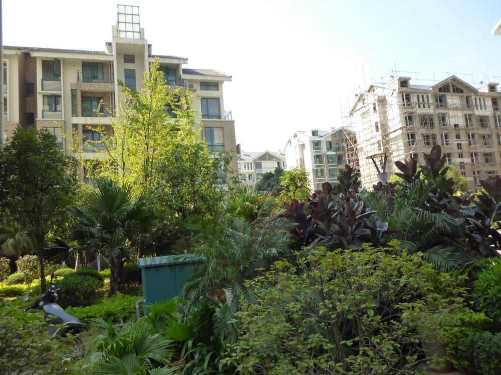 桂林奥林匹克花园楼盘实景图 -奥林匹克花园