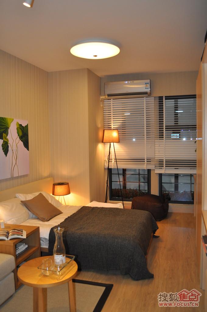 34平米甲壳虫公寓