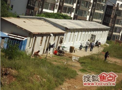 鹏程丽景国际八月施工图-葫芦岛搜狐焦点网
