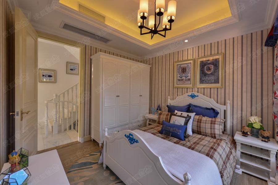 中国海南海花岛g8户型样板间——卧室