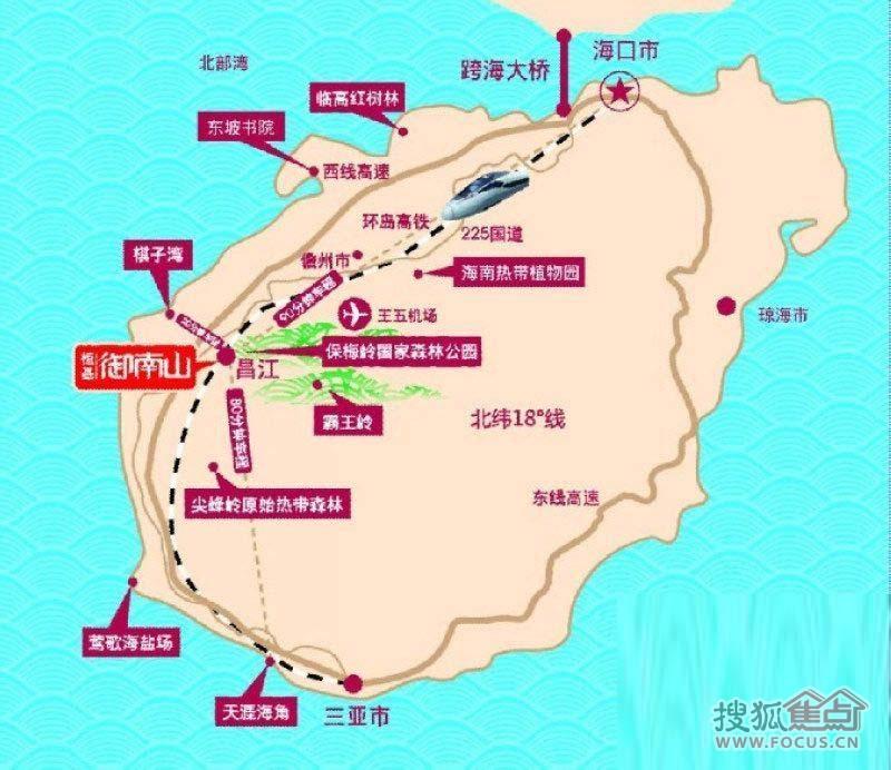 昆明市福源小区地图