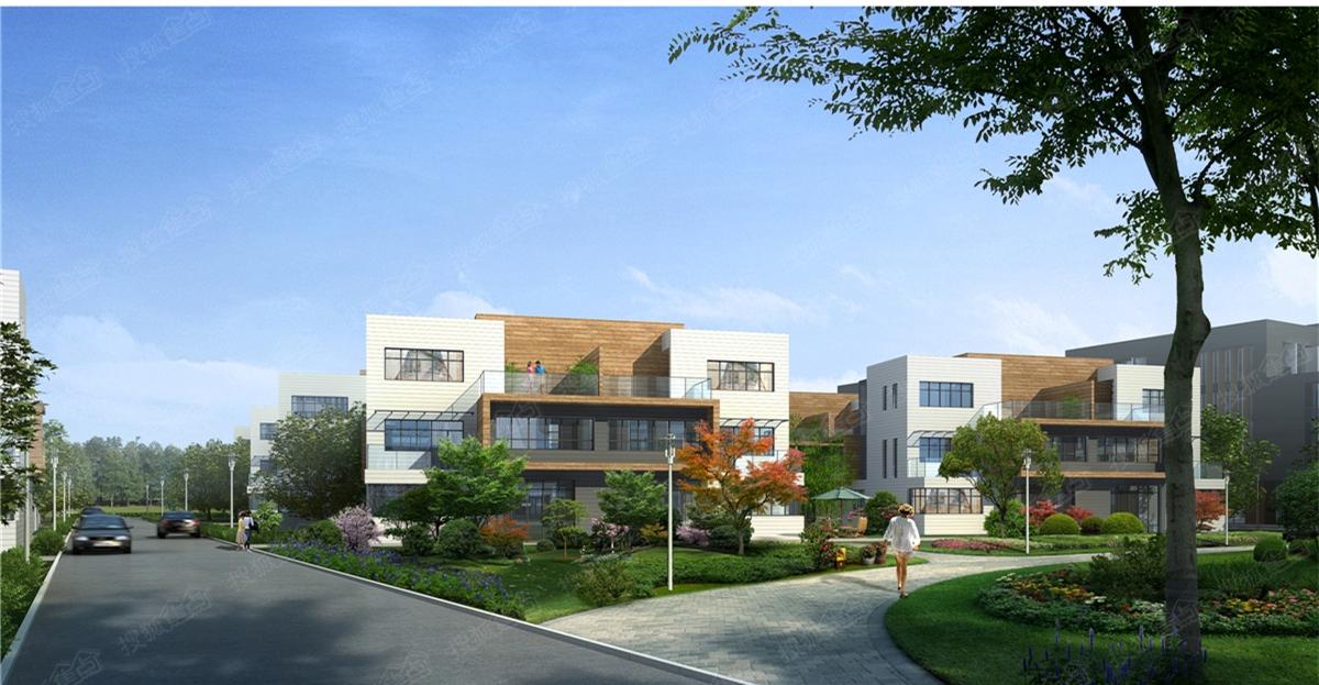 别墅在售,户型面积300—600平米,均价7000 元/平米.