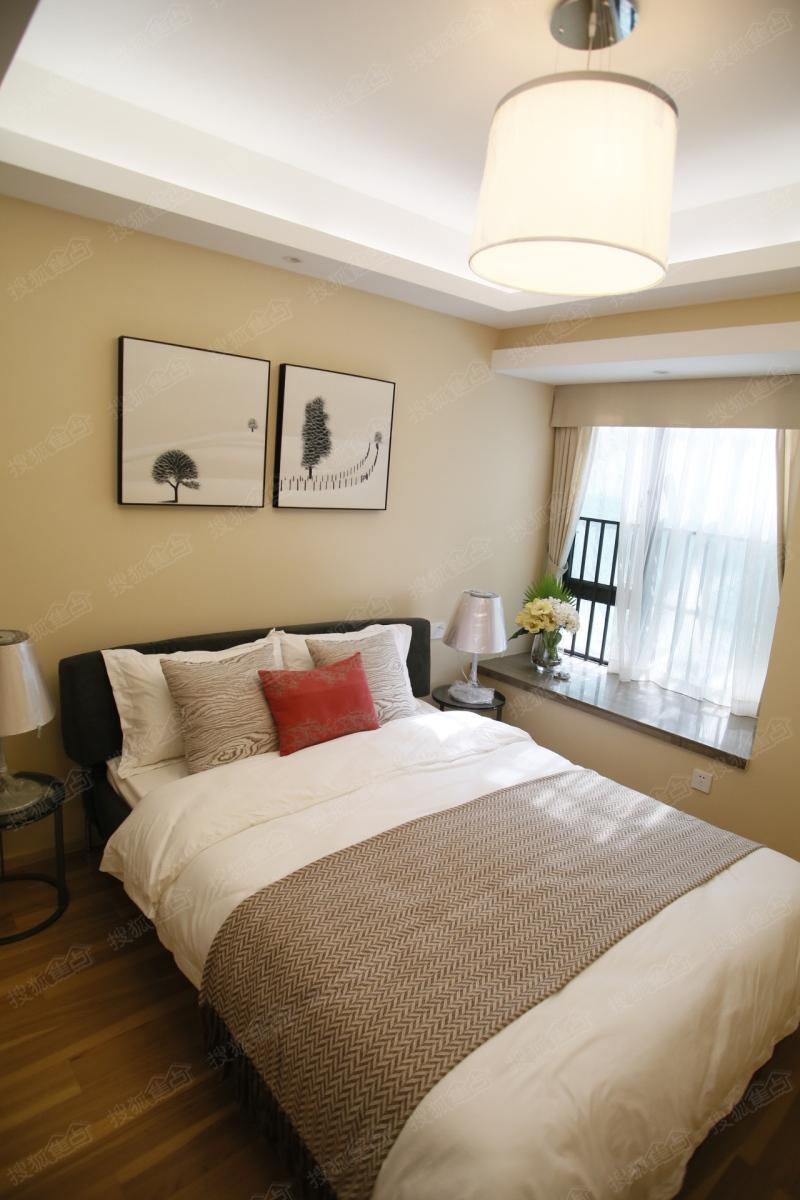东方丽景·禧园多层119㎡卧室