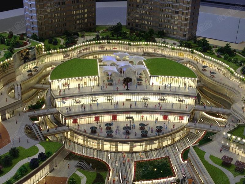 嘉定宝龙城市广场图片