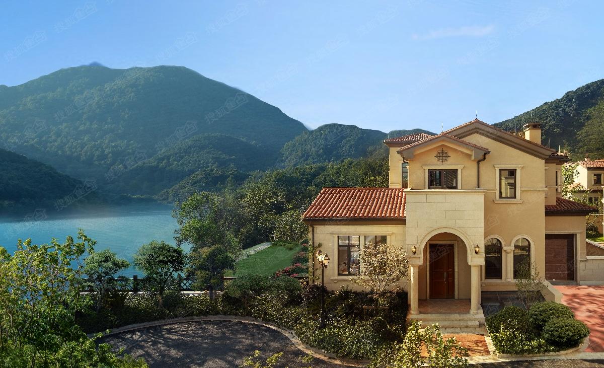 [南山郡]新品湖山独栋燕南山在售预计3月交付