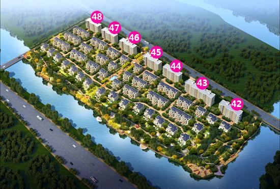[半岛花园]镜湖古运河旁现房小区二手房源在售