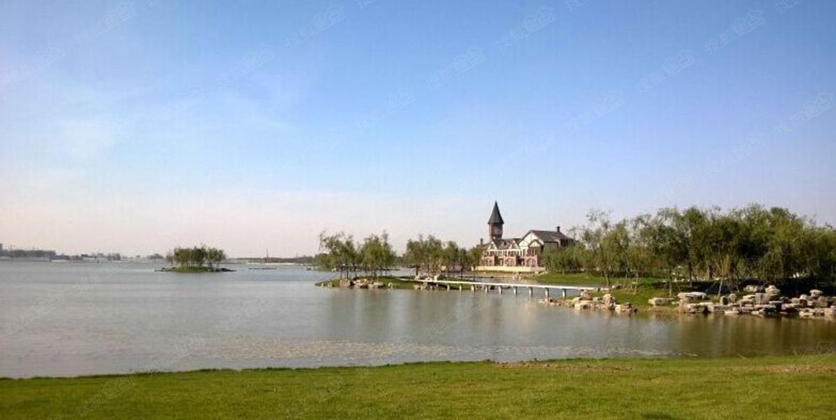 腾达时代风景周边配套图-南湖风景区