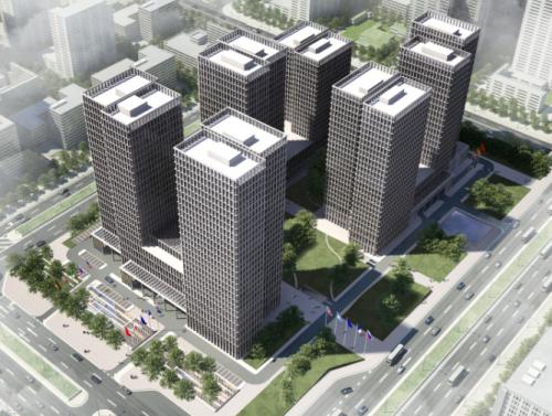山西国际金融中心