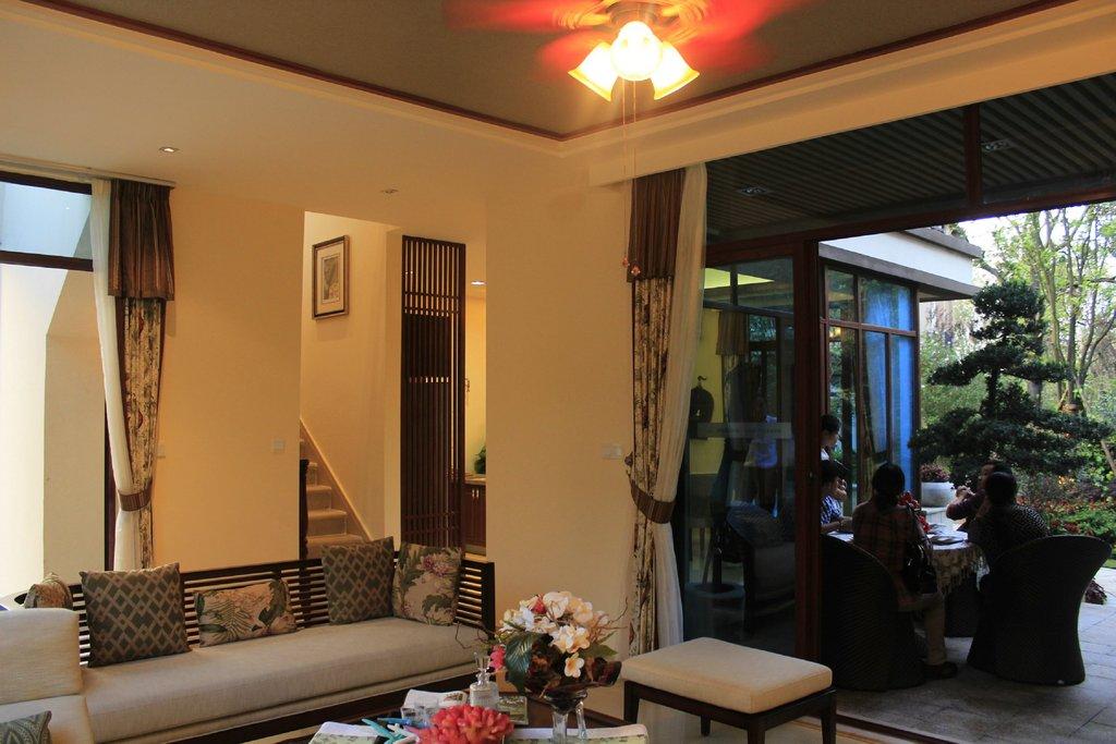 98㎡建面)       户型图片 双拼别墅g50户型图 碧桂园温泉城样板间图2