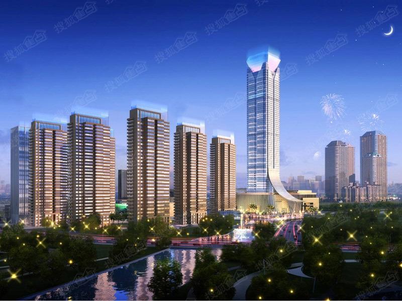 扬州金奥中心