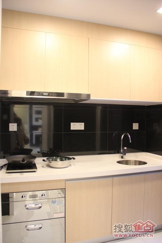 d2单身公寓厨房